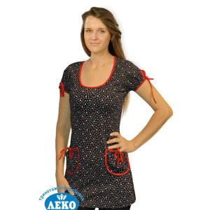 Блуза женская с карманами Арт.169