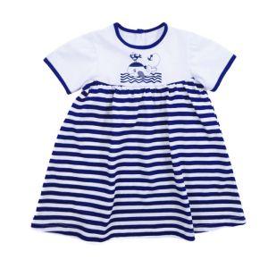 Платье для девочки кулирка Арт.470