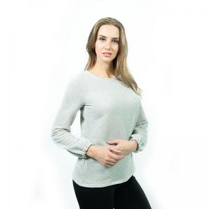 Джемпер женский (футер 2-х нитка ФИТИЛЬЛИ) Арт.587