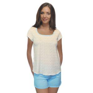 Пижама женская с шортами Арт.104