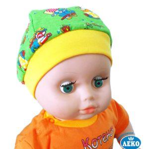 Шапочка детская кулирка Арт.152