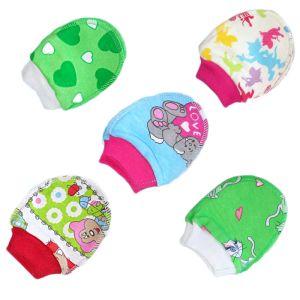Рукавички для новорожденных интерлок Арт.189