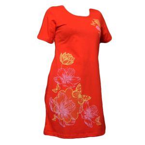 Платье женское домашнее короткий рукав Арт.263