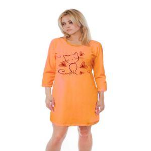 Платье женское домашнее рукав 3/4 Арт.265