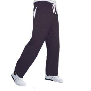 Брюки мужские спортивные с карманами футер Арт.402