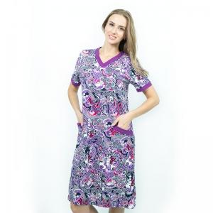 Платье женское кулирка Арт.455