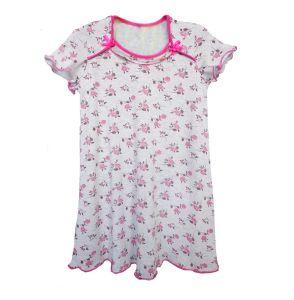 Сорочка для девочки кулирная гладь Арт.66