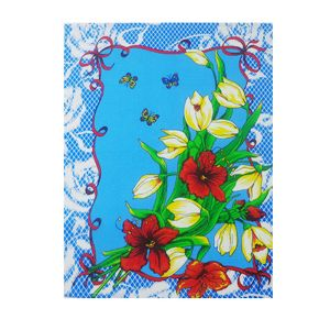Полотенце (ткань полотенечное набивное 100% х/б) Арт.537